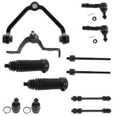 95-05 Explorer Ranger Mountaineer Front Steering & Suspension Kit (12 Piece)