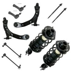 05-10 Cobalt; 07-10 G5; 05-07 Ion; 05-06 Pursuit Front Steering & Suspension Kit (10 Piece)