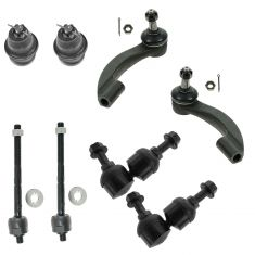 95-00 Chrysler, Dodge, 96-00 Plymouth Front Steering & Suspension Kit (8 Piece)