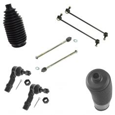 01-06 Mazda MPV Front Steering & Suspension Kit (8 Piece)