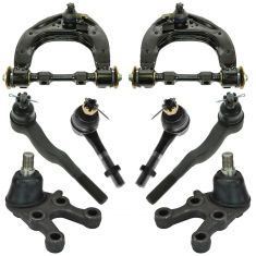 97-00 Mitsubishi Montero; 97-04 Montero Sport 8 Piece Steering & Suspension Kit