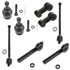03-06 Baja; 98-04 Legacy; 00-03 Outback Front Steering & Suspension Kit (8 Piece)