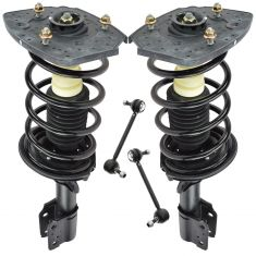 97-12 Buick; Chevy; Olds; Pontiac Rear Suspension Kit (4 Piece)