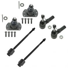 88-96 Regal; 90-97 Lumina; 95-97 Monte Carlo; 88-97 Cutlass; 88-96 Grand Prix 6 Piece Steering Kit