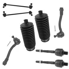 06-11 Hyundai Acent Front Steering & Suspension Kit (8 Piece)