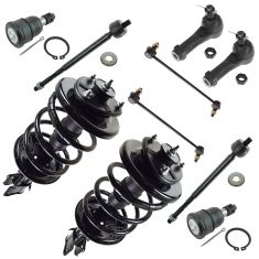 99-01 Honda Odyssey Front Steering & Suspension Kit (10 Piece)