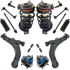 97-04 Buick Century, Regal; 00-05 Chevy Imapala, Monte Carlo Steering & Suspension Kit (16 Piece)