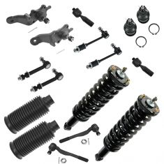 96-02 Toyota 4Runner 4 Wheel Drive 16 Piece Steering & Suspension Kit