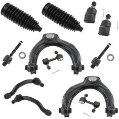 08-12 Honda Accord Front Steering & Suspension Kit (12 Piece)