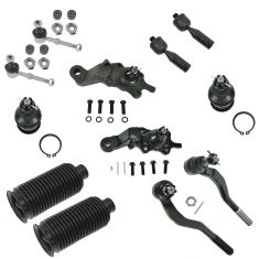 95-00 Toyota Tacoma 4WD Front Steering & Suspension Kit (12 Piece)