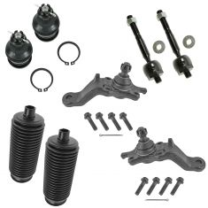 2003 Toyota Tundra Front Steering & Suspension Kit (8 Piece)