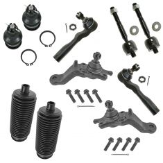 2003 Toyota Tundra Front Steering & Suspension Kit (10 Piece)