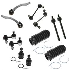 97-01 Honda CR-V Steering & Suspension Kit (12 Piece)