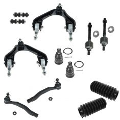 97-99 Acura CL; 94-97  Accord; 95-98 Odyssey; 96-99 Oasis Front Steering & Suspension Kit (12 Piece)