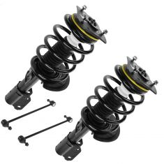 05-07 Terraza; 05-09 Uplander, Montana; 05-07 Relay FWD Front Suspension Kit (4 Piece)