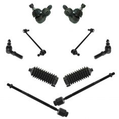 97-99 Cadillac Deville; 97-02 Eldorado; 97 Seville Front Steering & Suspension Kit (10 Piece)