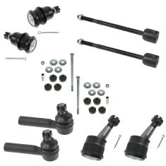 91-96 Dodge Dakota 2WD Front Steering & Suspension Kit (10 Piece)