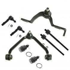 95-04 Ford Explorer Ranger Mazda Pickup Mercury Mountaineer Front Steering Suspension Kit (8 Piece)
