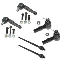91-96 Escort; 91-96 Tracer Steering & Suspension Kit (6 Piece)