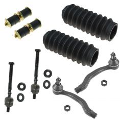 88-91 Honda Civic, CRX Steering & Suspension Kit (8 Piece)
