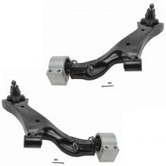 10-15 Chevy Equinox, GMC Terrain Front Lower Control Arm Pair