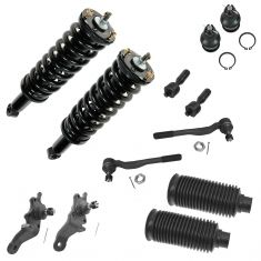 96-02 Toyota 4Runner 12 Piece Front Steering & Suspension Kit Set
