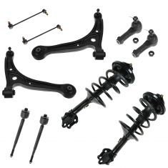 99-04 Honda Odyssey Front Steering & Suspension Kit (10 Piece)