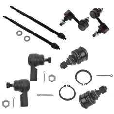 01-05 Honda Civic: 03-05 Civic Hybrid Front Steering & Suspension Kit (8 Piece)