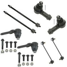 12/6/05-07 Ford Focus Front Steering & Suspension Kit (8 Piece)
