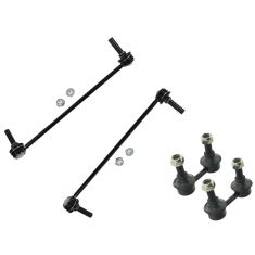 00-06 BMW X5 Front & Rear Sway Bar End Link Set of 4