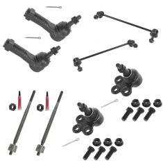 05-07 Equinox; 06-07 Torrent Front Steering & Suspension Kit (8 Piece)