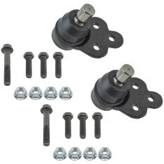 05-10 Chevy Cobalt; 05-11 HHR; 07-10 Pontiac G5 Lower Ball Joint Pair
