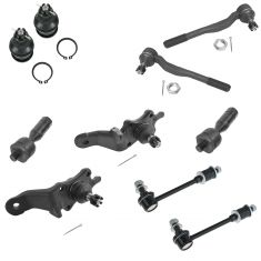 96-02 4Runner Front Steering & Suspension Kit (10 Piece)