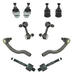 03-07 Honda Accord 04-08 Acura TSX Front Steering & Suspension Kit (10 Piece)