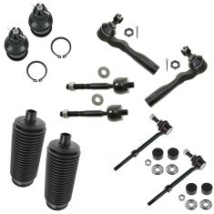 03-06 Toyota Tundra; 03-07 Sequoia Front Steering & Suspension Kit (10 Piece)