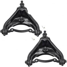 00-03 Dodge Durango; 00-04 Dakota RWD Front Upper Control Arm w/ Ball Joint Pair