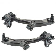 07-11 Honda CR-V Front Lower Control Arm with Balljoint & Bracket Pair