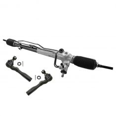 03-06 Toyota Tundra; 03-07 Sequoia Power Steering Rack & Outer Tie Rod Kit