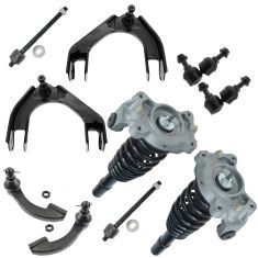 99-06 Dodge Chrysler Plymouth Front Steering & Suspension Kit (10 Piece)