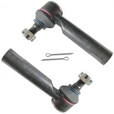 05-16 Toyota Tacoma 4WD; 2WD PreRunner Outer Tie Rod End Pair