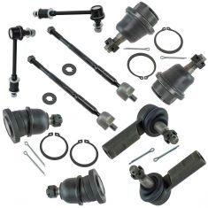 05-14 Toyota Tacoma 2WD Front Steering & Suspension Kit (10 Piece)