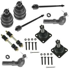 93-02 Chevy Camaro Pontiac Firebird Trans Am Front Steering & Suspension Kit (10 Piece)