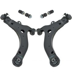 97-11 GM Midsize Sedan, Van Multifit Front Suspension Kit (4 Piece)