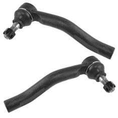 00-05 Toyota Echo Outer Tie Rod End Pair