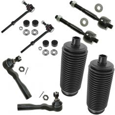 03-06 Toyota Tundra; 03-07 Sequoia Front Steering & Suspension Kit (8 Piece)