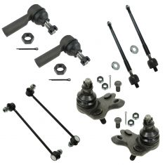 03-06 Toyota Matrix; Pontiac Vibe AWD Front Steering & Suspension Kit (8 Piece)