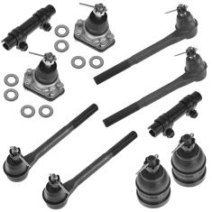 96-05 GM Mid Size Pickup 2WD Steering & Suspension Kit (10 Piece)
