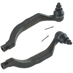 96-04 Acura RL; 97-98 3.2TL Front Outer Tie Rod End Pair