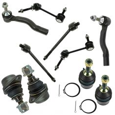 03-05 Crown Vic; Town Car; Grand Marquis Front Steering & Suspension Kit (10 Piece)