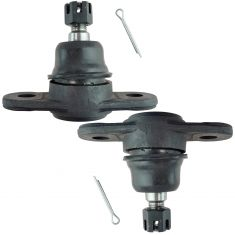 06-11 Accent; 06-11 Rio Front Lower Ball Joint Pair